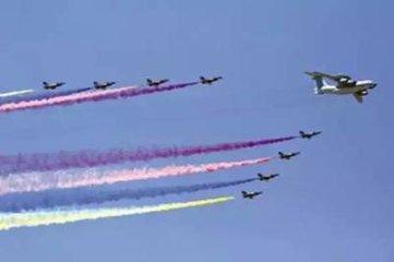 空军青少年航空学校招飞定选检测开始