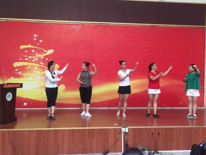 我市举办教师戏曲培训班