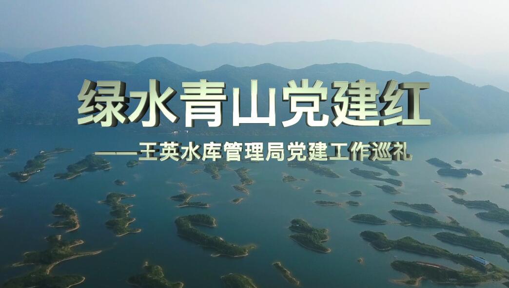绿水青山党建红 ——王英水库管理局党建工作巡礼