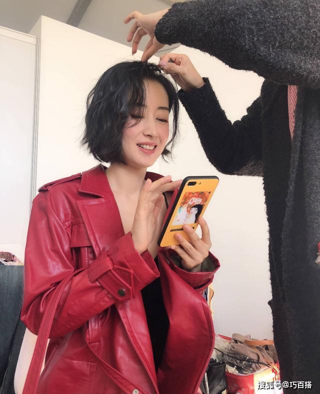 劉敏濤好絕一女的,44歲身材還能保持如此狀態,真的讓人嘆為觀止