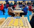 """通山举办""""丰收杯""""中国象棋赛"""