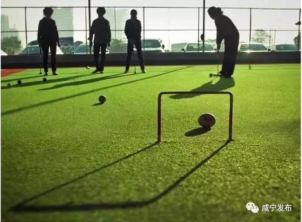 """【赛事】领略""""平民高尔夫""""!咸宁将主办省规模最大的门球锦标赛!"""
