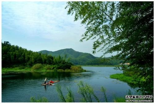 陆水湖风景区